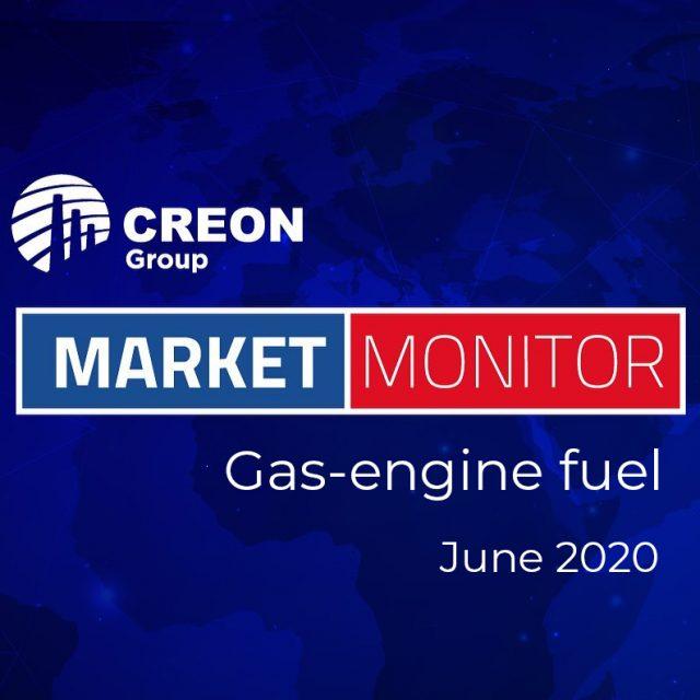 Market Monitor: Gas-engine fuel